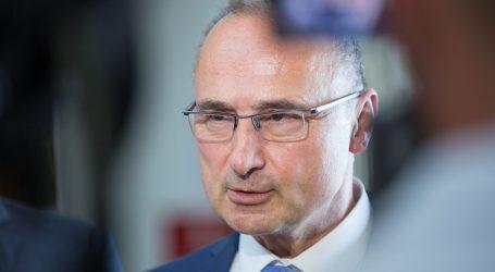 Grlić Radman vjeruje da će Slovenija podržati ulazak Hrvatske u Schengen