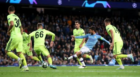 Manchester City u drugom poluvremenu slomio otpor Dinama