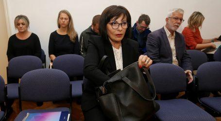 SUĐENJE LOOVRIĆ MERZEL: Jovev posvjedočila da je sastavljala izvješća za nepostojeće sastanke