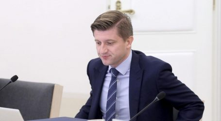 """MARIĆ: """"Nastavljamo s politikom unaprijeđenja materijalnog statusa državnih i javnih službenika"""""""