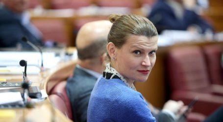 SDP-ova Sabina Glasovac vodit će Odbor za ravnopravnost spolova
