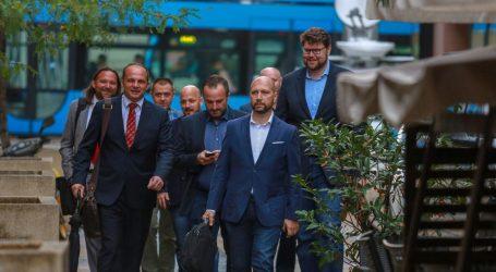Glavni odbor SDP-a djelomično ukinuo suspenzije 'pobunjenoj četvorici'