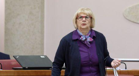 U Odbor za zakonodavstvo Marija Mačković umjesto Lovre Kuščevića