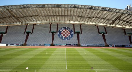 HT PRVA LIGA Hajduk – Varaždin, početne postave
