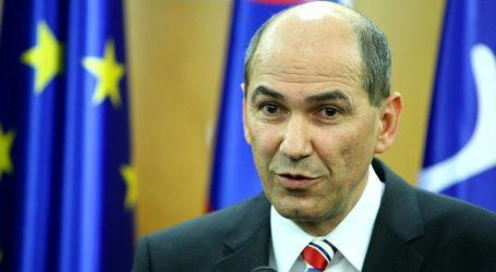 Janša poručio da je ulazak Hrvatske u Schengen u slovenskom interesu