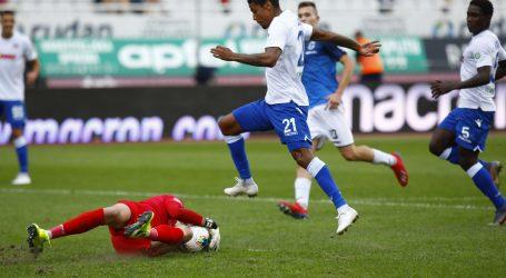 Hajduk siguran protiv Varaždina