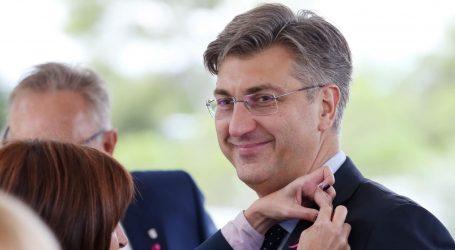 Plenkovićeve pohvale Milinoviću zabrinule ličke HDZ-ovce