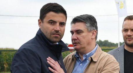 Nakon pokušaja da smijene Marasa, Bernardićevi ljudi okomili se na Zorana Milanovića