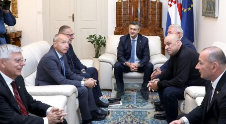 Predstavnici HVIDR-e na sastanku s premijerom i ministrima