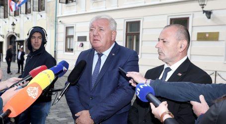 """Predstavnici HVIDR-e u Vladi: """"Dijalog i razgovor nemaju alternative"""""""