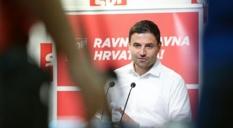 """BERNARDIĆ: """"HDZ nije iznajmio samo Sabor nego i cijelu Hrvatsku"""""""