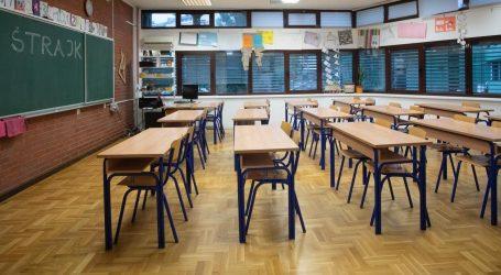 U srijedu štrajkaju škole u četiri hrvatske županije