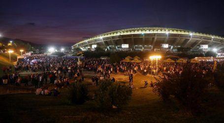 Policija jučer u Splitu privela 85 osoba, bez nereda na utakmici