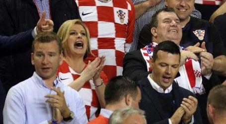 """Predsjednica nakon utakmice na Poljudu: """"Jakov je izdržao i još će!"""""""