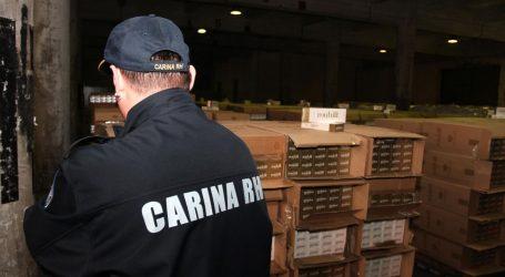 SKANDAL U CARINSKOJ UPRAVI: Gdje je završilo 157 tona cigareta koje su bez nadzora prošle Luku Ploče