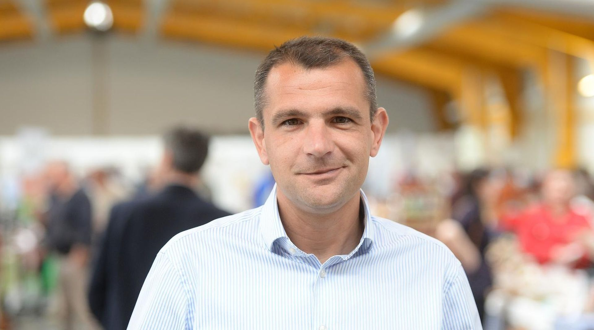 Međimurski župan i predsjednik županijskog HNS-a.