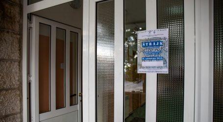 Objavljeni podaci o odazivu na drugi dan štrajka u školama