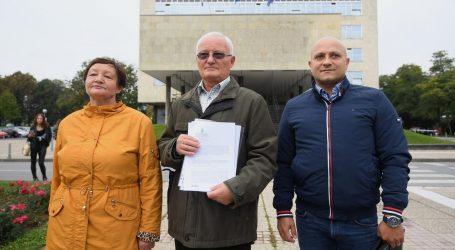 Obitelj Maršanić najavila novi prosvjed, oglasili se iz Grada