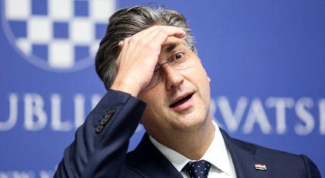 Plenković predstavio prioritete hrvatskog predsjedanja Vijećem Europske unije