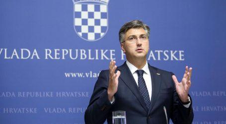 """PLENKOVIĆ: """"HDZ i ja osobno spremni smo na izbore u svakom trenutku"""""""
