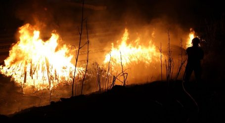 Jutros ugašen požar u Solinu
