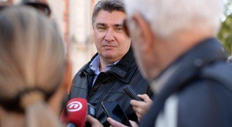Milanović odgovorio HDZ-u na prozivke da je licemjer