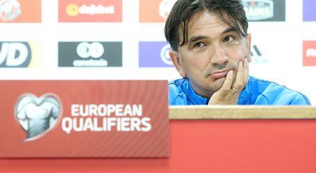 Zlatko Dalić objavio kandidate za ključnu utakmicu sa Slovačkom