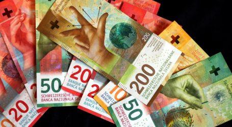Banka mora klijentu isplatiti više od milijun kuna zbog kredita u švicarcima