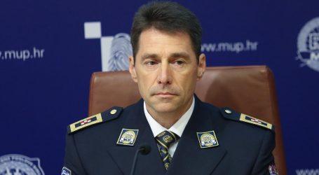 Zamjenik glevnog ravnatelja policije priznao prometni prekršaj, ali demantirao zataškavanje