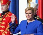 PREDSJEDNICA U PANICI: Protivnici nastoje zastrašiti Kolindu i tvrde da nije sposobna za kampanju