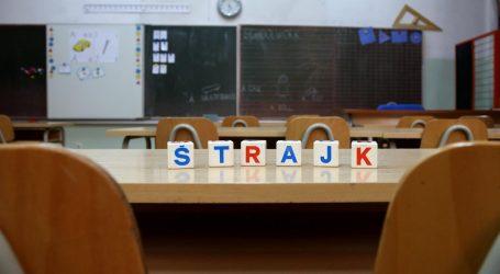 Sutra štrajkaju škole u Zagrebu