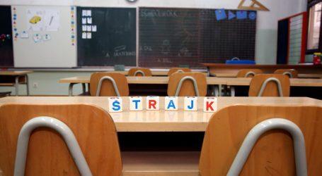 Danas štrajkaju škole u cijeloj Hrvatskoj