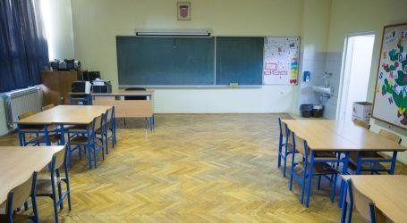 Nastavak štrajka, nema nastave u tri hrvatske županije