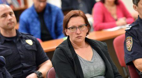 """POČELO SUĐENJE: Smiljana Srnec: """"Ne osjećam se krivom"""""""