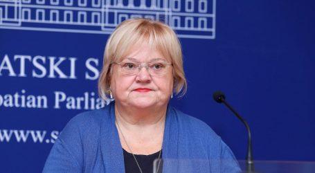 """Mrak-Taritaš: """"U ovoj situaciji jedina ispravna odluka je ostavka ministra Kujundžića"""""""