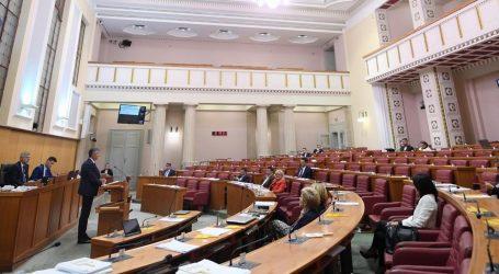 Sabor danas o izmjenama Zakona o mirovinskom osiguranju
