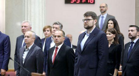 SDP djelomično ukida suspenzije Grbinu, Hajdašu, Zmajloviću i Babiću