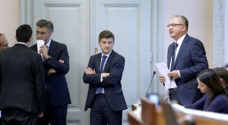 """MARIĆ """"Državni proračun prvi put gotovo uravnotežen"""""""