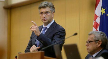 Sutra u Saboru premijer podnosi godišnje izvješće Vlade, potom rasprava o opozivu Kujundžića