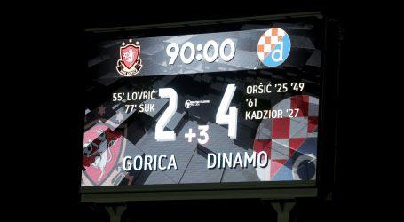 HT PRVA LIGA: Dinamo uz 'hat-trick' Oršića svladao vrlo dobru Goricu
