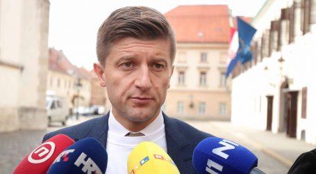 """MARIĆ: """"Vlada je uvijek spremna razgovarati sa sindikatima"""""""