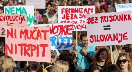 """Organizatorice prosvjeda """"Pravda za djevojčice"""" traže još tri centra za žrtve seksualnog nasilja"""