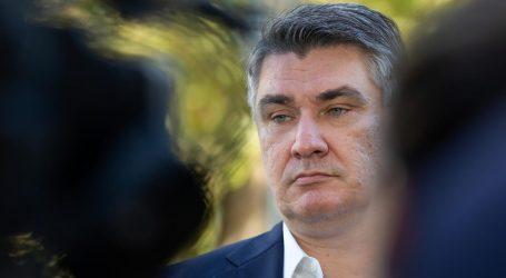 """HDZ: """"Milanović je opterećen Plenkovićem. Već viđeno i jadno"""""""
