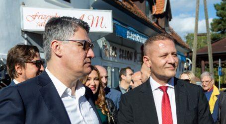 HSS Kreše Beljaka podržao kandidaturu Zorana Milanovića