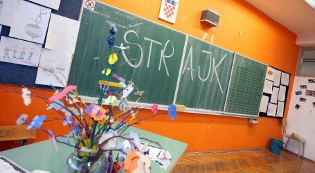 U petak štrajkaju učitelji u Zadarskoj i Šibensko-kninskoj županiji