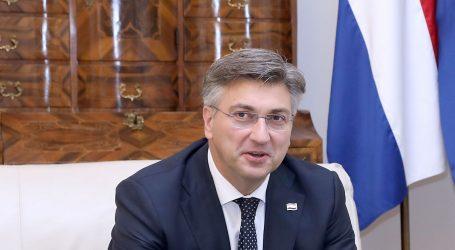 """PLENKOVIĆ """"Ovo je veliki europski uspjeh Hrvatske"""""""