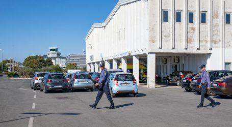 Zbog razbojništva u Zračnoj luci Dubrovnik uhićeni otac i sin