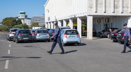 Policija istražuje više osoba zbog pljačke u dubrovačkoj Zračnoj luci