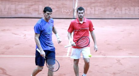ATP Pariz: Poraz Mektića i Škugora, Dodig i Polašek u lovu na 'London'