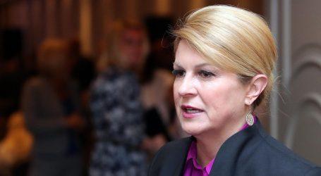 Kolinda Grabar-Kitarović sutra objavljuje kandidaturu?